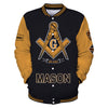 Prince Hall Mason Freemason all over print