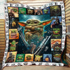 The Force Baby Yoda Quilt