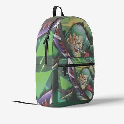 Pirate Hunter  Retro Colorful Print Trendy Backpack