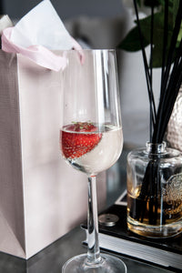 Champagne & Strawberries - 225ml Reed Diffuser