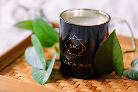 Coconut Lime - 60gm Soy Wax Candle