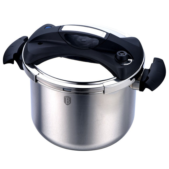 Berlinger Haus Stainless Steel 8L Turbo Pressure Cooker