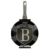 Berlinger Haus 30cm Marble Coating Fry Pan Carbon Metallic