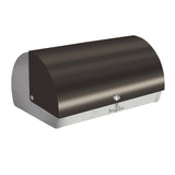 Berlinger Haus Premium Bread Box - Carbon Metallic
