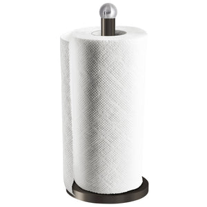 Berlinger Haus 34cm Kitchen Roll Holder - Carbon Metallic