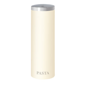 Berlinger Haus 30cm Pasta Canister - Cream Metallic