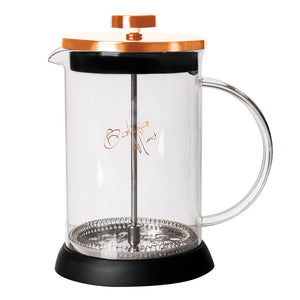 Berlinger Haus 600ML Coffee & Tea Plunger - Rose Gold