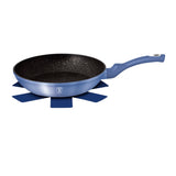 Berlinger Haus 28cm Marble Coating Frypan Royal Blue