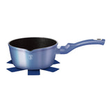 Berlinger Haus 16cm Marble Coating Sauce Pan Royal Blue