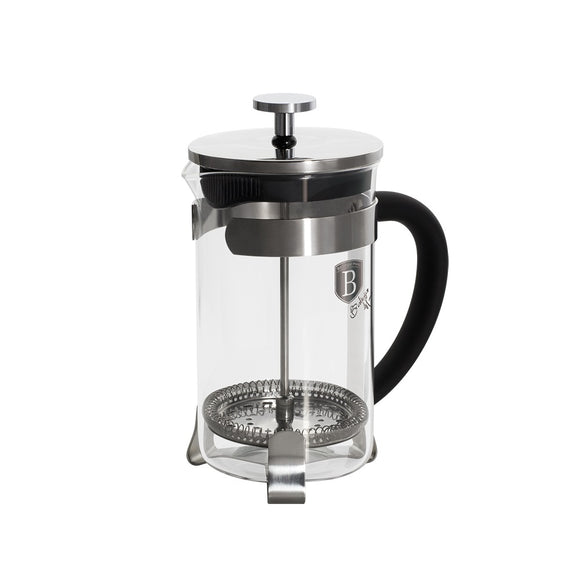 Berlinger Haus 600ML Coffee & Tea Plunger - Royal Black
