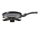 Berlinger Haus 20cm Marble Coating Frypan - Black Silver