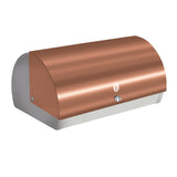 Berlinger Haus 38cm Premium Bread Box - Rose Gold Metallic