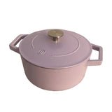 Berlinger Haus 24cm Enamel Coating Casserole with Lid - Strong Mold Series