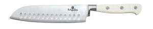 Berlinger Haus 20cm Stainless Steel Santoku Knife - Piano Collection