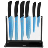 Berlinger Haus 7-Piece Knife Set - Titanum Blue
