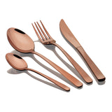 Berlinger Haus 16-Piece Cutlery Set - Satin Rose Gold