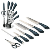 Berlinger Haus 6-Piece Marble Coating Knife Set