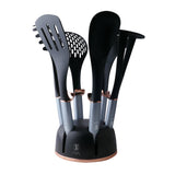 Berlinger Haus 7-Piece Kitchen Utensil Set - Moonlight Edition