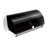 Berlinger Haus Premium Bread Box - Black Silver Edition