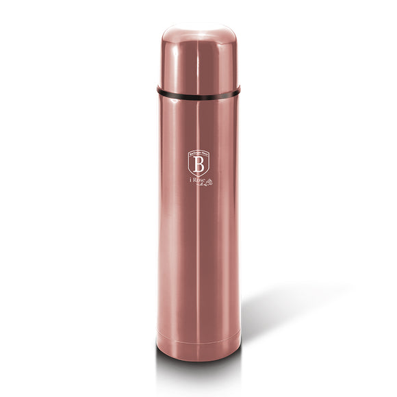 Berlinger Haus 500ml Stainless Steel Thick Walled Vacuum Flask - i-Rose Edition
