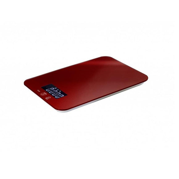 Berlinger Haus Digital 5Kg Kitchen Scale - Burgundy