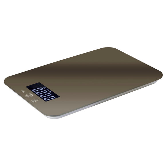 Berlinger Haus Digital 5Kg Kitchen Scale - Carbon Metallic Line