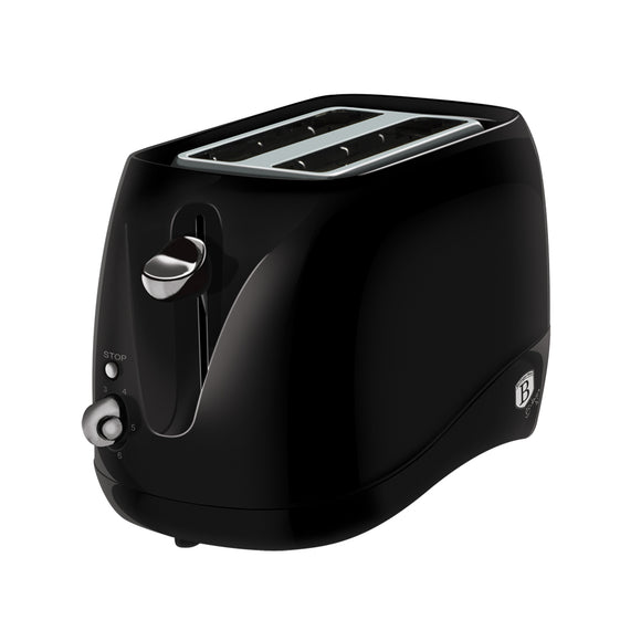 Berlinger Haus 2-Slice Toaster - Black Royal Collection
