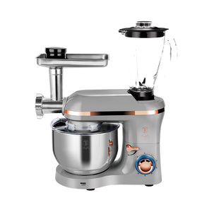 Berlinger Haus 1400w Kitchen Machine with Meat Mincer - MoonLight Edition