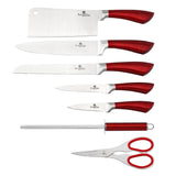 Berlinger Haus 8-Piece Stainless Steel Knife Set