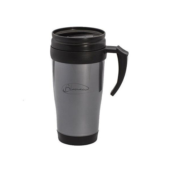 Blaumann 0.4L Travel Coffee Mug - Carbon