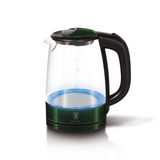 Berlinger Haus 2200W Electric Glass Kettle - Emerald Edition