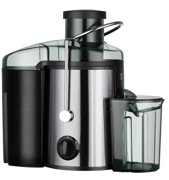 Berlinger Haus 400W Stainless Steel Juice Extractor - Black