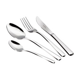 Berlinger Haus 24 Piece Stainless Steel with Mirror Finish Cutlery Set