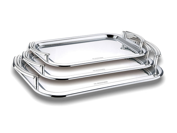 Blaumann 3-Piece Serving Tray
