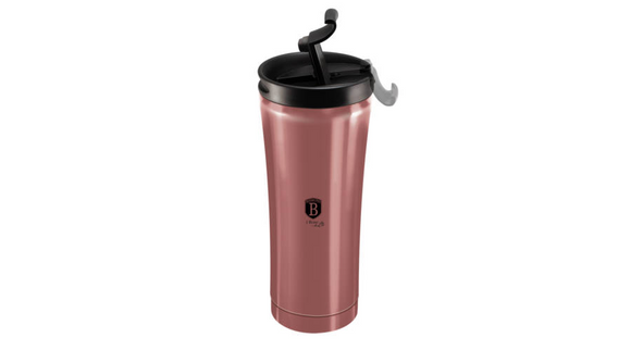 Berlinger Haus 500ml Thick Walled Travel Coffee Mug - iRose Collection