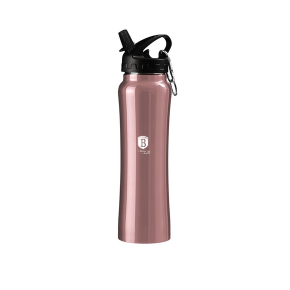 Berlinger Haus 500ml Stylish Sport Flask Bottle - iRose