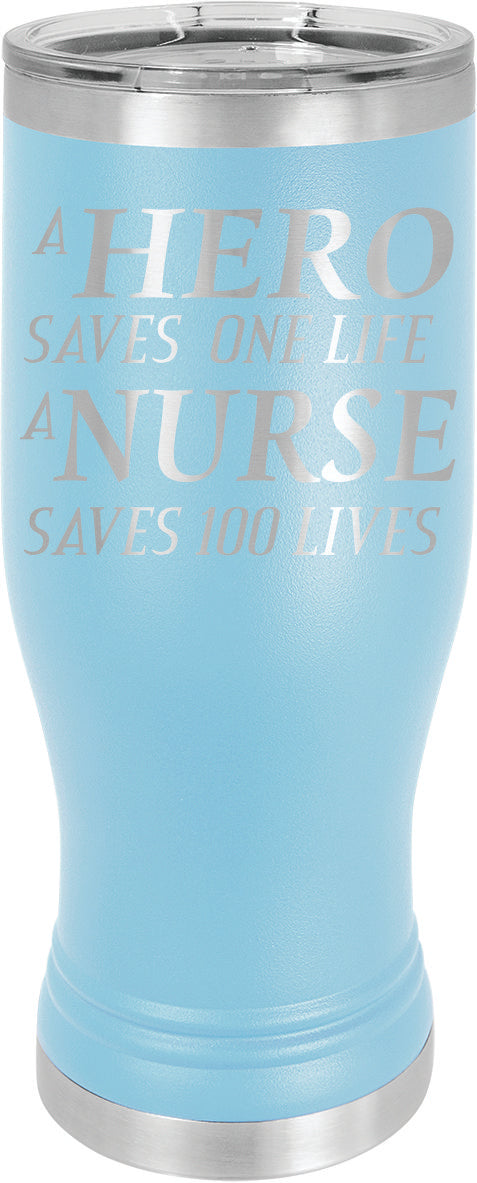 A Nurse Saves Mug