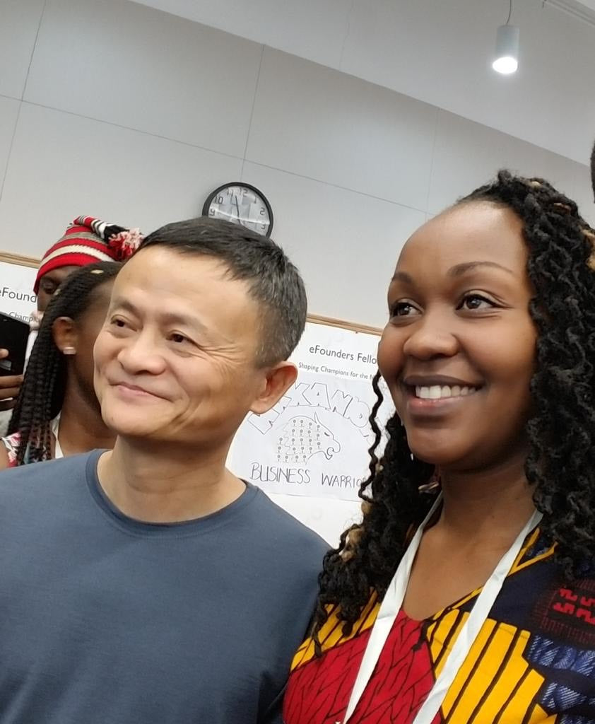 LESSONS FROM ALIBABA