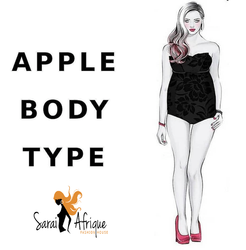 DRESSING AN APPLE BODY TYPE.