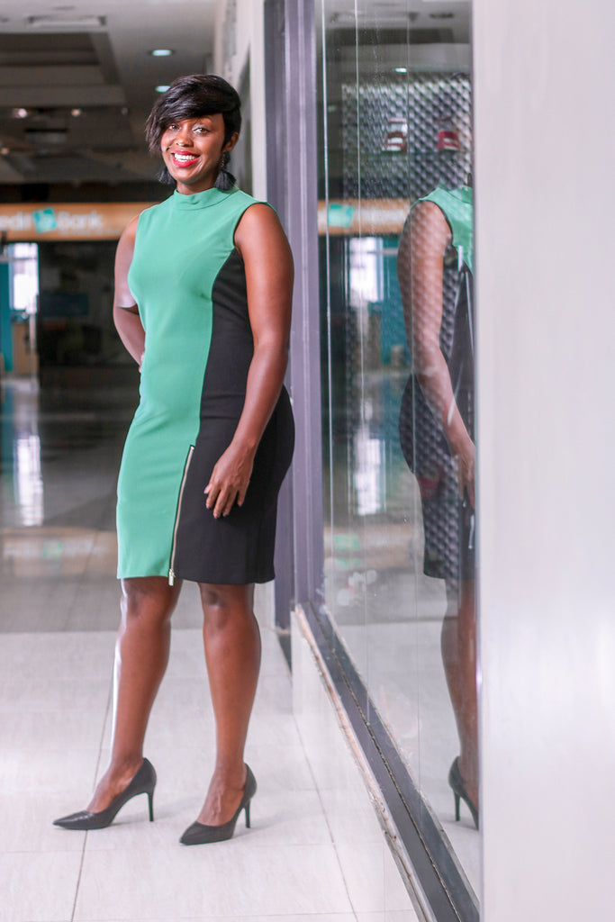 The Founder's Feature: Edith Mbithe.