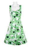 Sprout Multi Flare Dress - Sarai Afrique