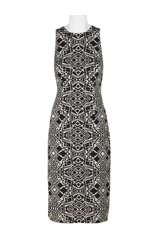 Black Sand Detail Dress - Sarai Afrique