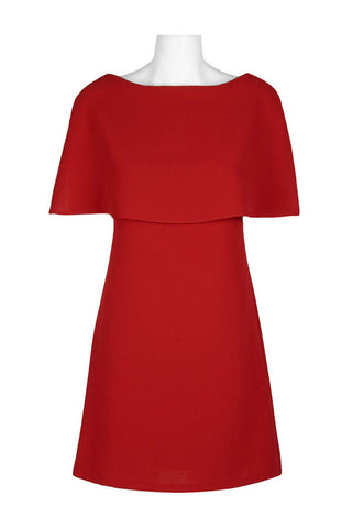 Cardinal Red Dress - Sarai Afrique