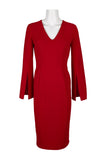 Scarlet V-neck Dress - Sarai Afrique