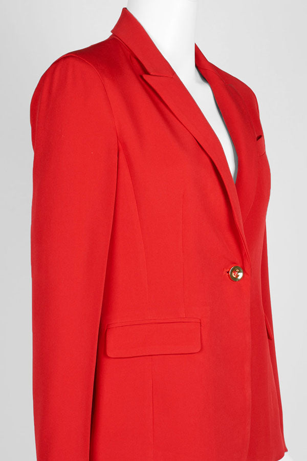 Ruby One Button Blazer. - Sarai Afrique