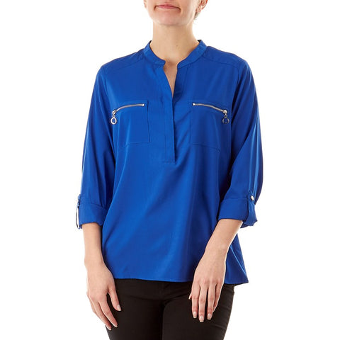 Blue Long Sleeved - Sarai Afrique