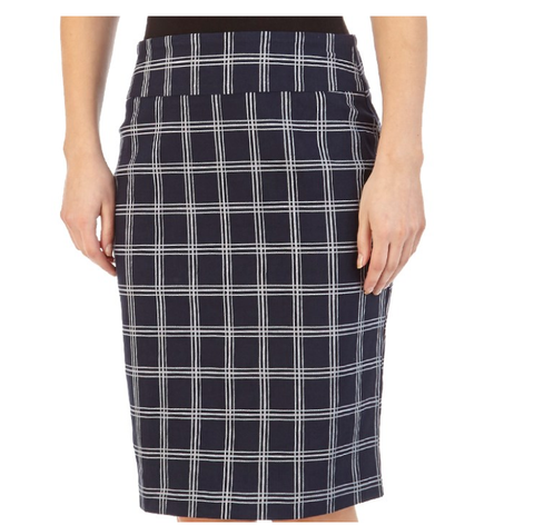 Checked skirt - Sarai Afrique