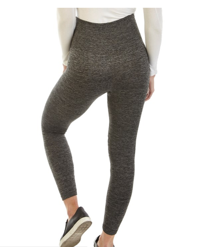 Grey Striped Legging - Sarai Afrique