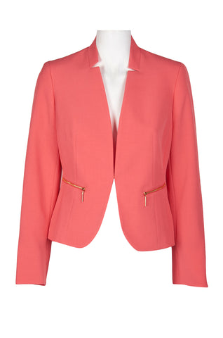 Melon coloured jacket - Sarai Afrique