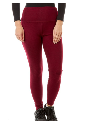 Red Leggings - Sarai Afrique